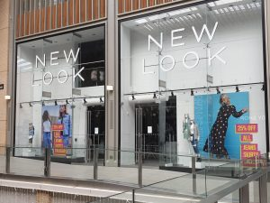 New Look Oxford Westgate on reopening day